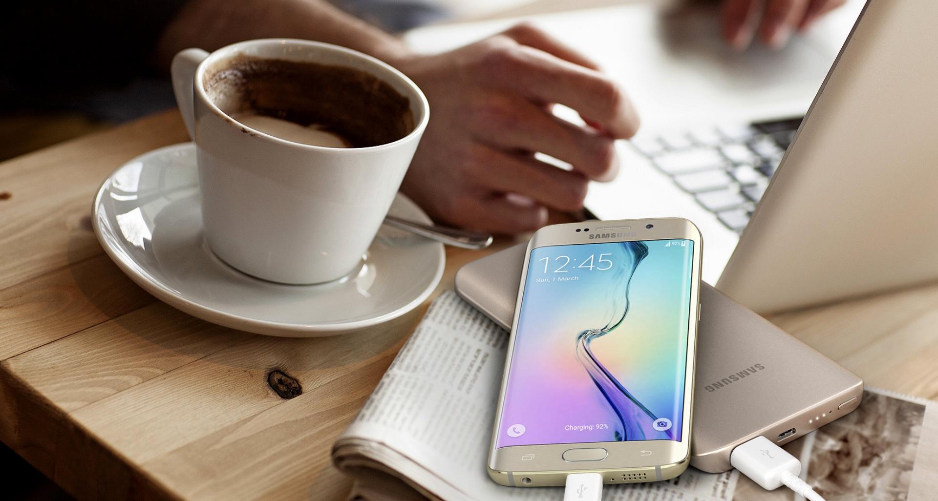 Acumulator universal extern cu incarcare rapida, Samsung EB-PN920UF 1
