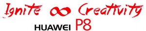 Huawei P8 logo