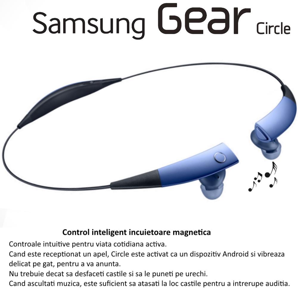 Samsung Gear Circle ..