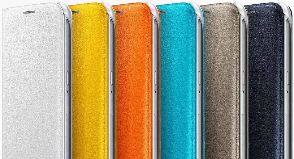 Husa Flip Wallet PU pentru Samsung Galaxy S6 (G920)