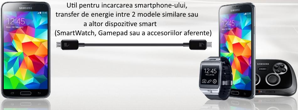 Cablu incarcare Samsung Power Sharing