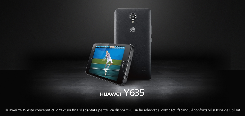 Dual SIM Huawei Y635