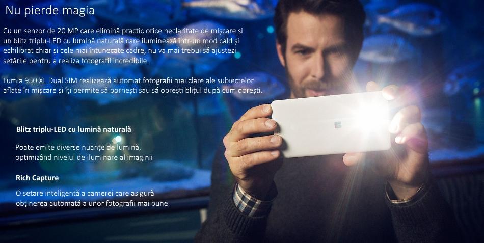 Dual SIM Microsoft Lumia 950 XL 3