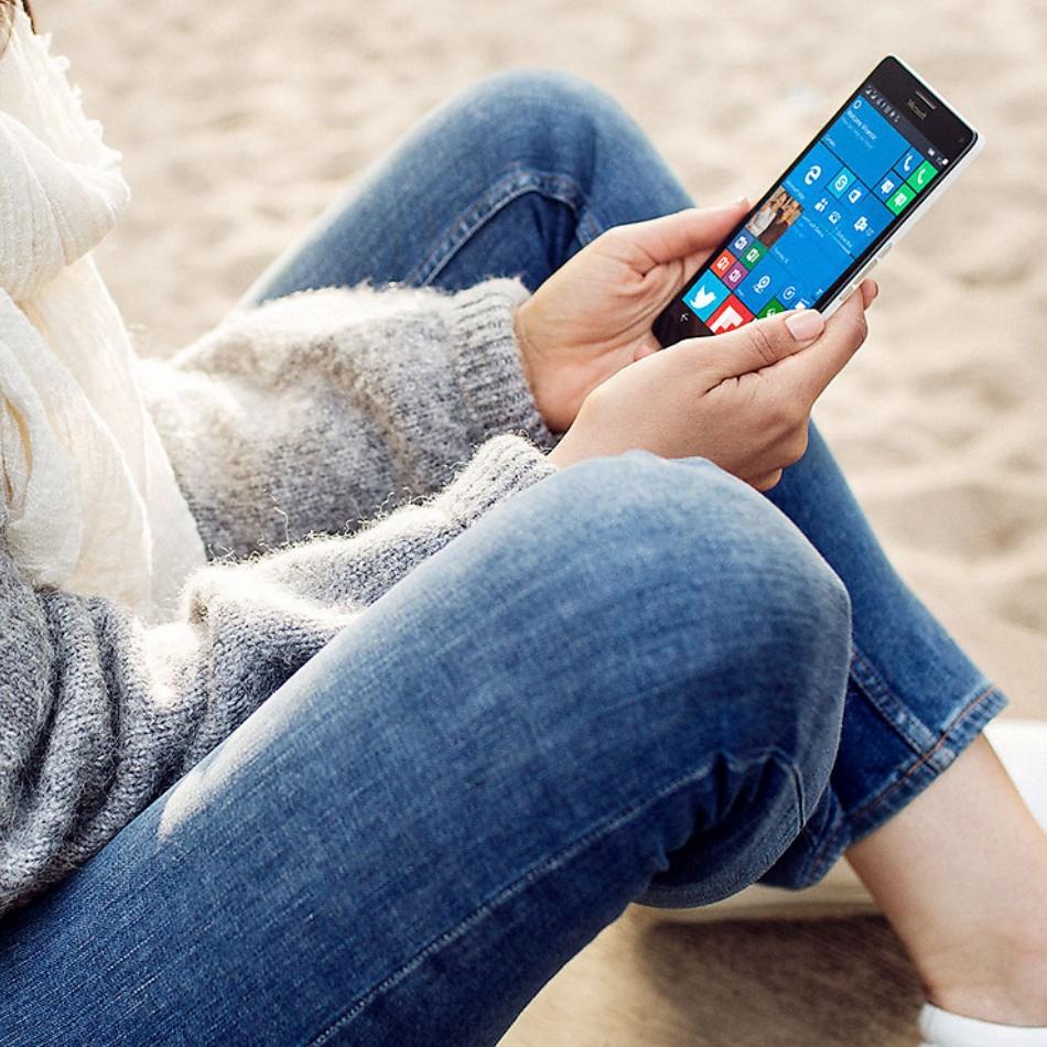 Dual SIM Microsoft Lumia 950 XL 5