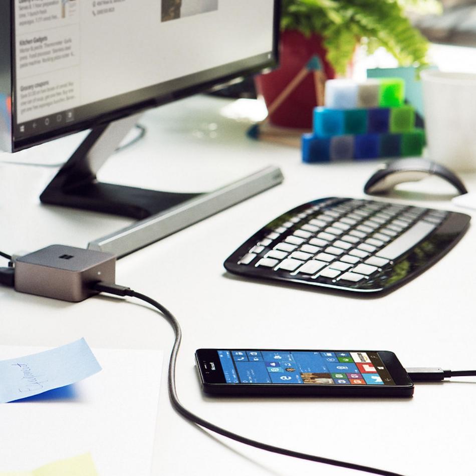 Dual SIM Microsoft Lumia 950 XL 6