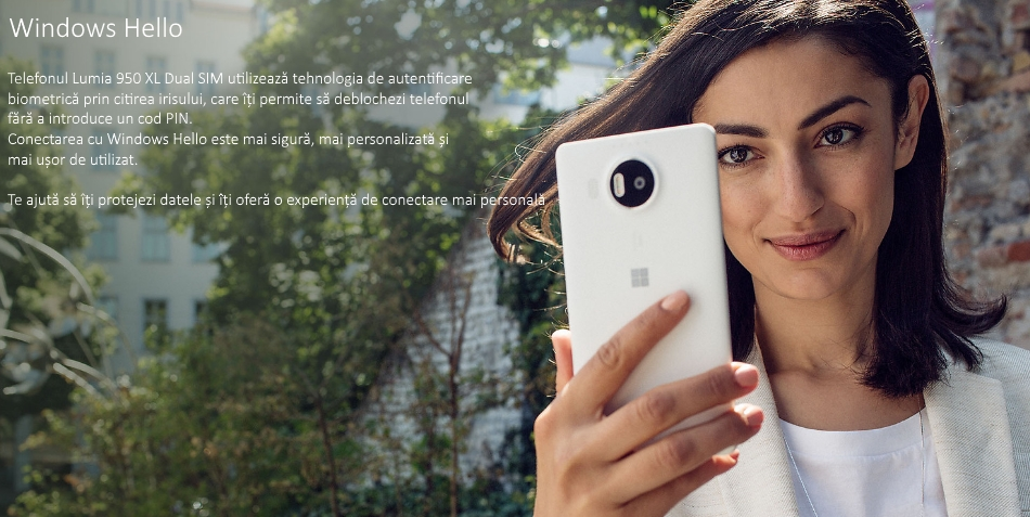 Dual SIM Microsoft Lumia 950 XL 7