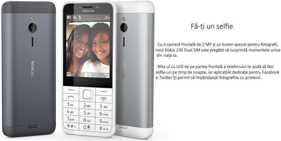 Nokia 230 Dual SIM 1