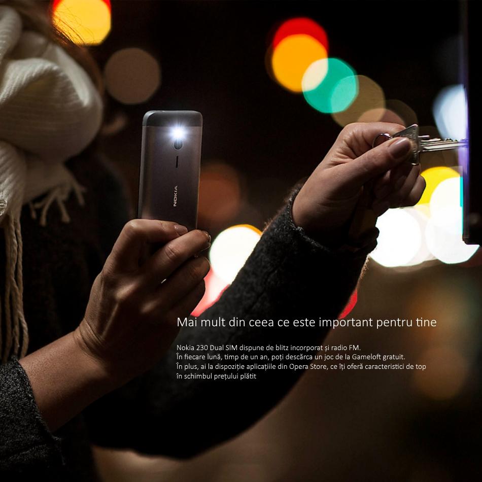 Nokia 230 Dual SIM 4