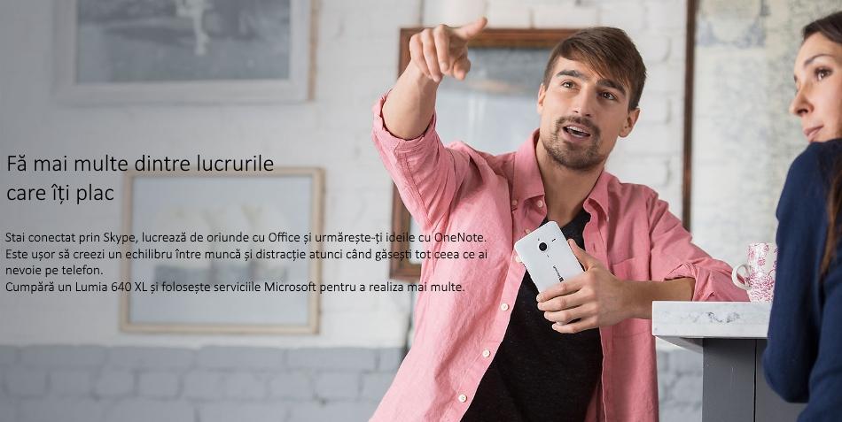 Single SIM Microsoft Lumia 640 XL (Windows Phone 8.1) 3G