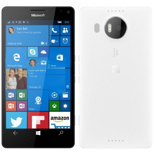 Telefon mobil Dual SIM Microsoft Lumia 950 XL 32GB LTE White
