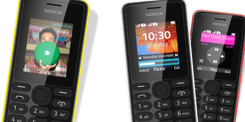 Dual SIM Nokia 108