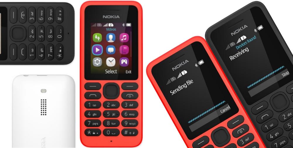 Dual SIM Nokia 130 1
