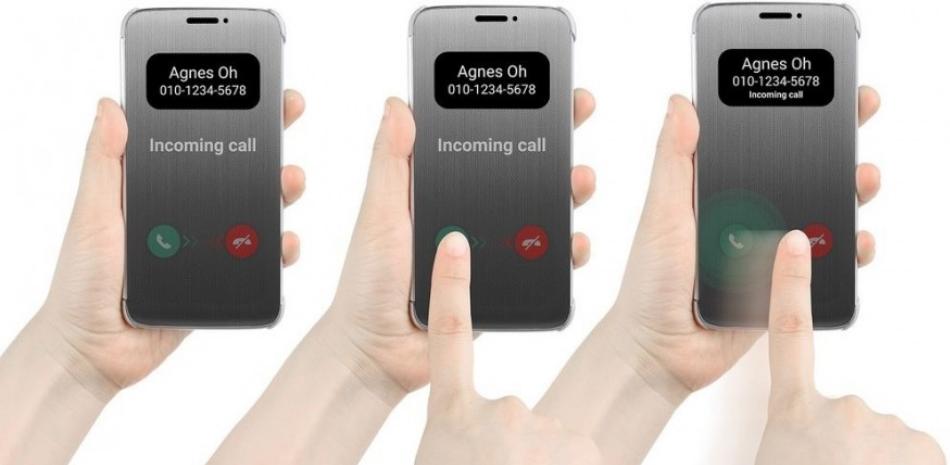 Husa protectie LG Quick Window View pentru LG G5 (H850) , CFV-160