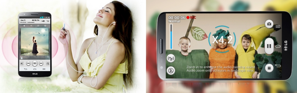 Telefon mobil LG G2, 32GB LTE 3