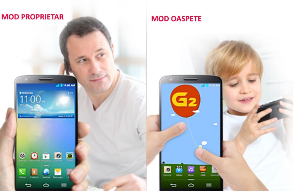 Telefon mobil LG G2, 32GB LTE 5