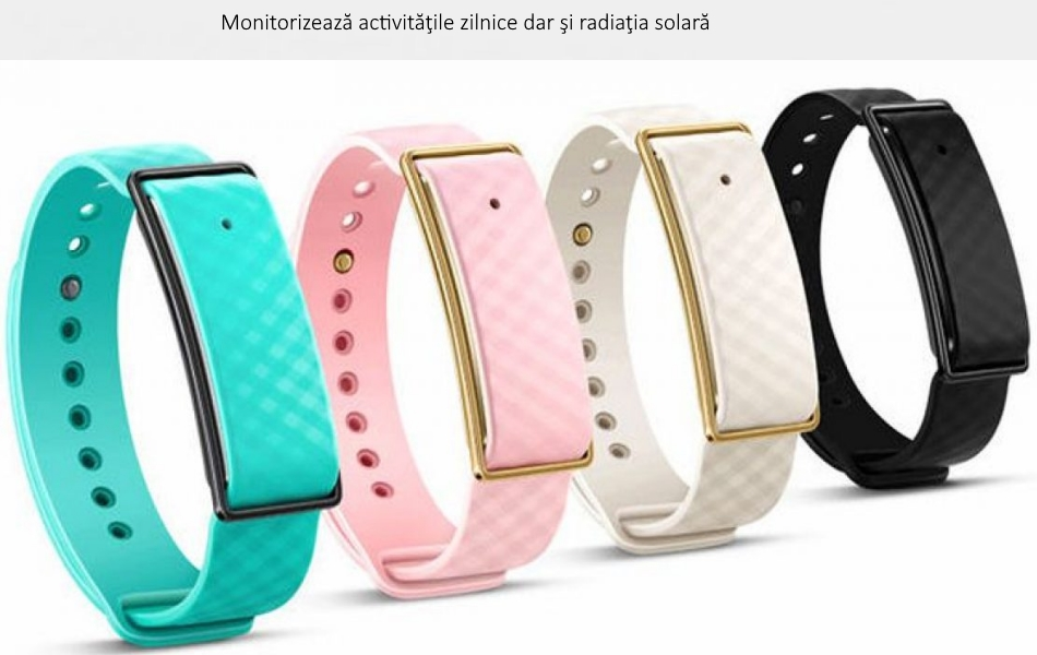 Bratara Smart Huawei Band A1