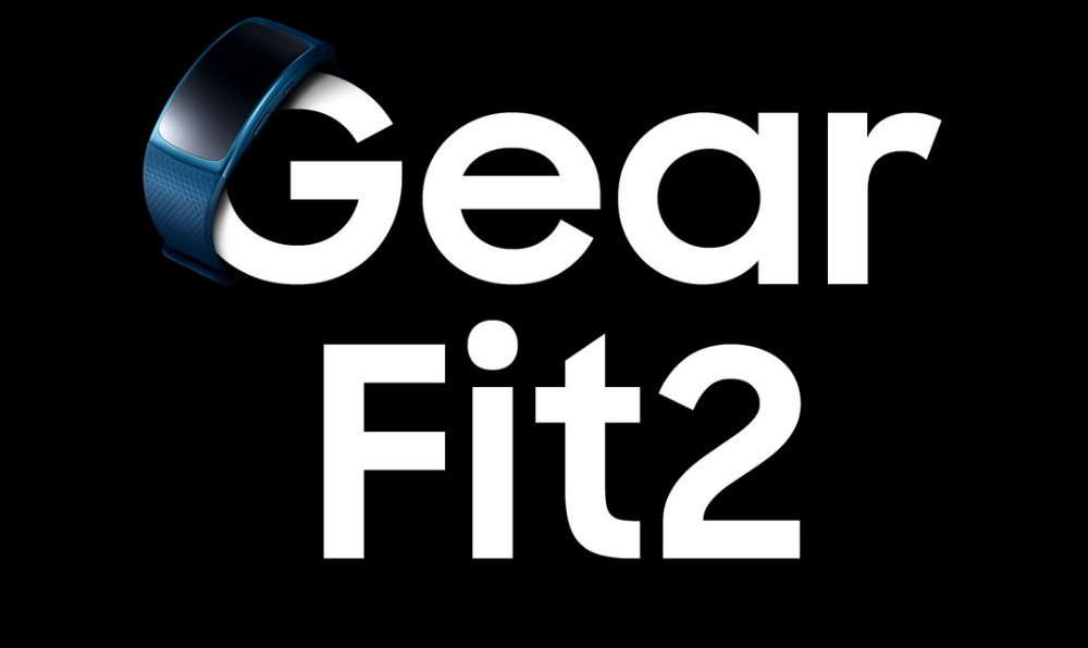 Ceas SmartWatch Samsung Gear Fit 2, SM-R360 Dark Gray 1
