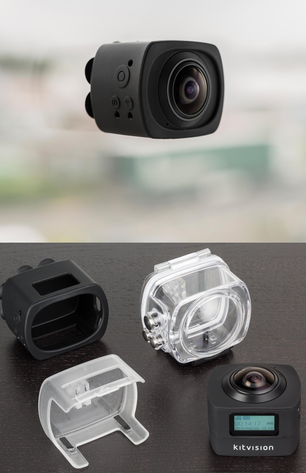 kitvision-360-immerse-camera-actiune-wireless-negru-5