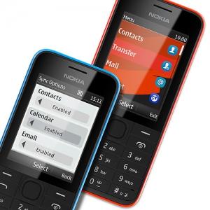 Telefon mobil Nokia 208-1