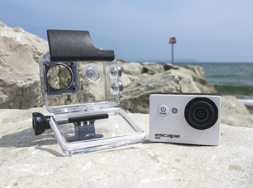 Kitvision Escape HD5 Action Camera, Negru