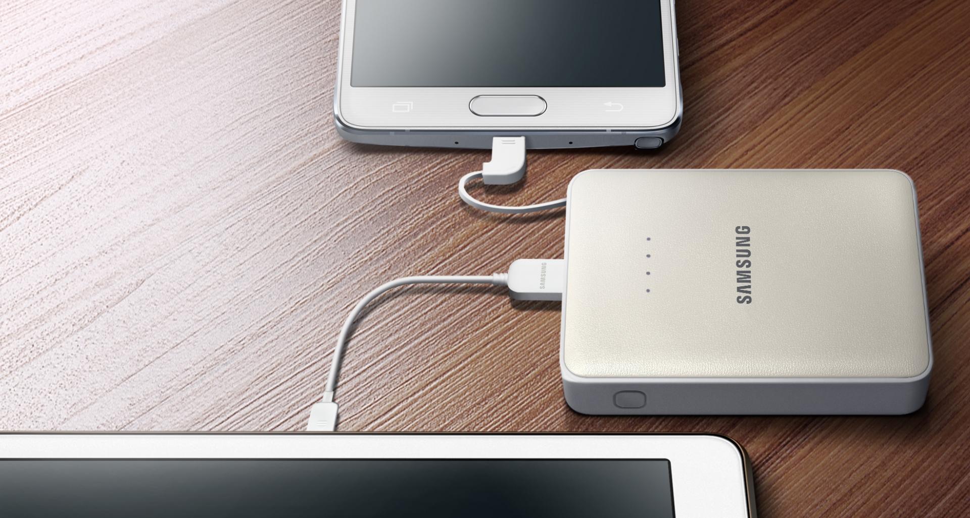 Acumulator universal extern cu incarcare rapida, Samsung EB-PG850 1