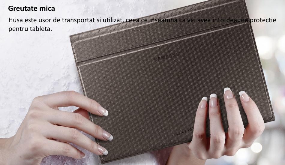 Husa Book Cover pentru Samsung Galaxy Tab S 10.5 inch 1