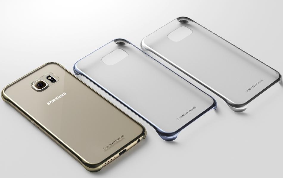 Husa Clear Cover pentru Samsung Galaxy S6 (G920)
