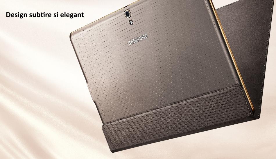 Husa Simple Cover pentru Samsung Galaxy Tab S 10.5 inch 1