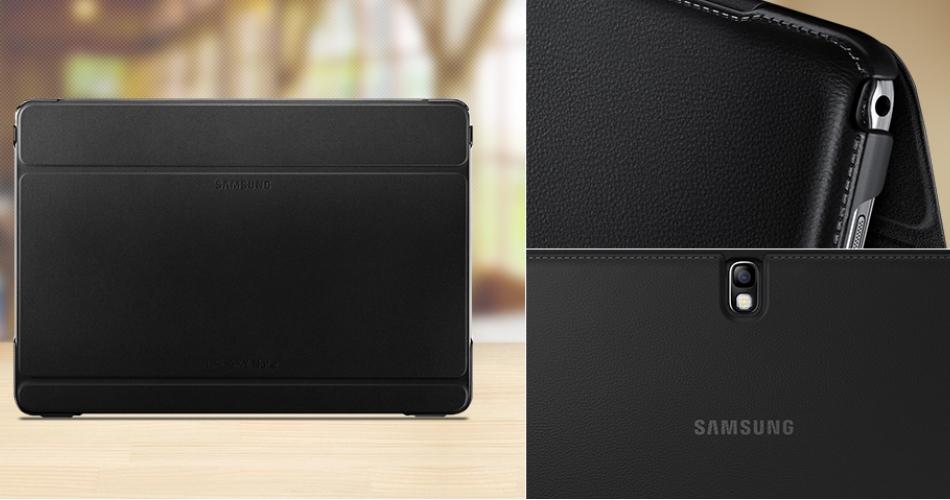 Husa Stand Book Cover pentru Samsung Galaxy Note Pro 12.2 (P900, P905), Samsung Galaxy Tab Pro 12.2 (T9000)