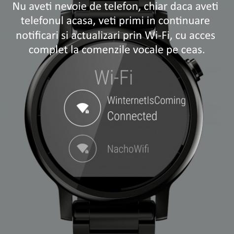 Motorola Moto 360 Generation 2 3