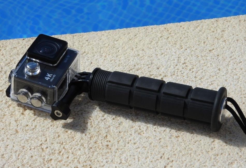 Maner Anchor universal Heavy Grip de prindere camera de actiune, KVACTIONANC 2