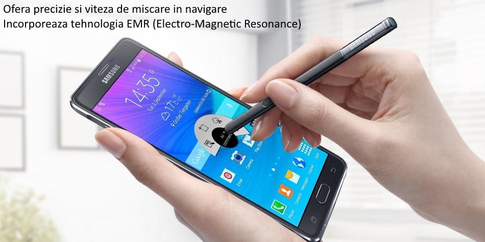 Stylus S Pen Samsung EJ-PN910B pentru Galaxy Note 4