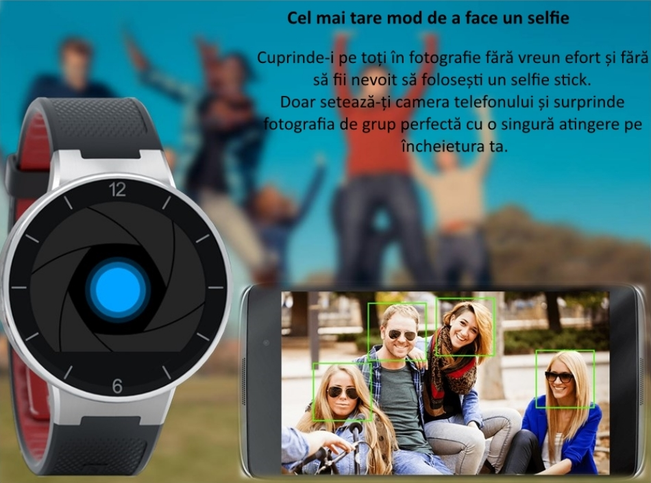 Alcatel One Touch Smart Watch 1