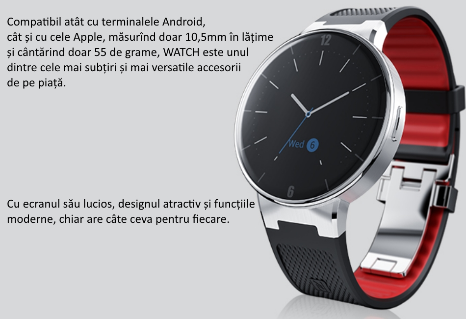 Alcatel One Touch Smart Watch