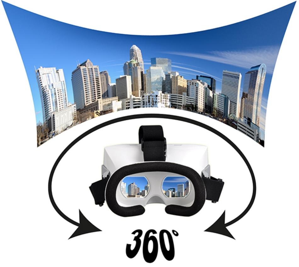 Ochelari VR-WOW! World of Emotion, OB-1411010 5