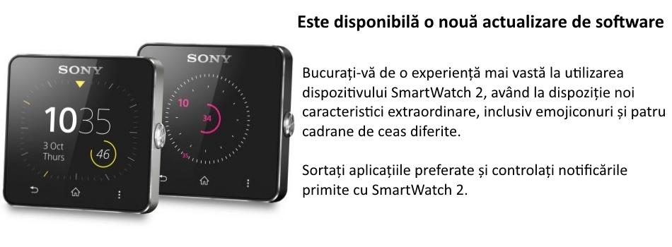 Sony SmartWatch 2 SW2, Leather Black 4