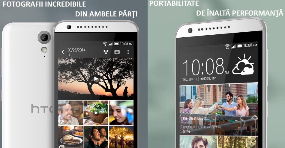 Dual SIM HTC Desire 620G 1