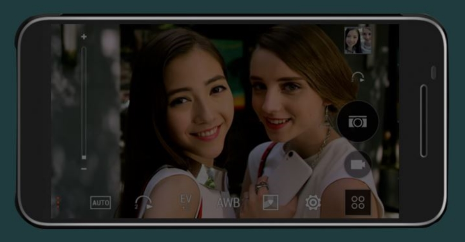 HTC Ice View pentru HTC One M10, IV C100 1
