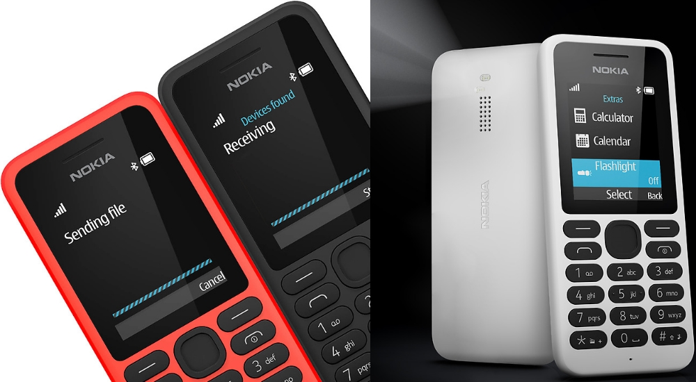 Single SIM Nokia 130 1