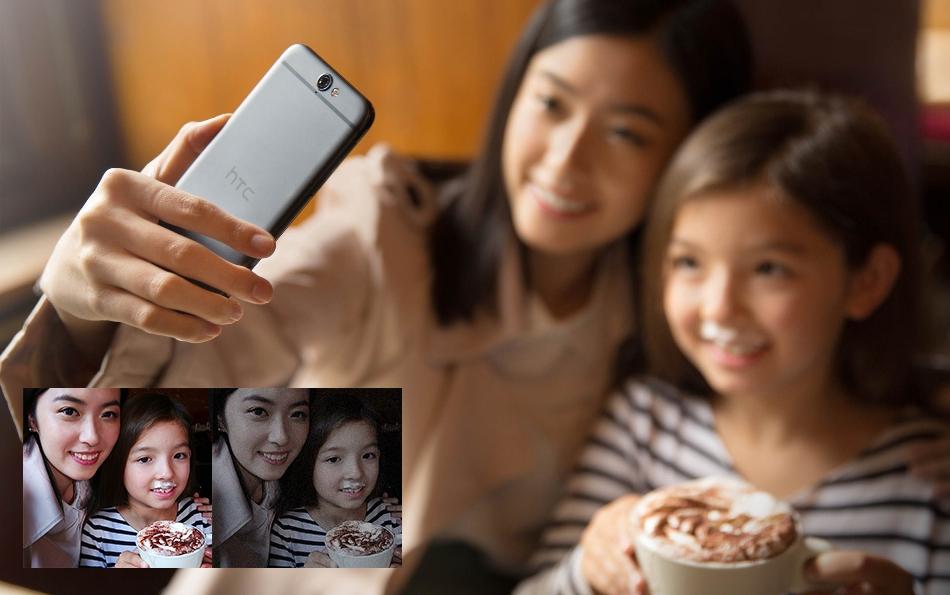 HTC A9 4
