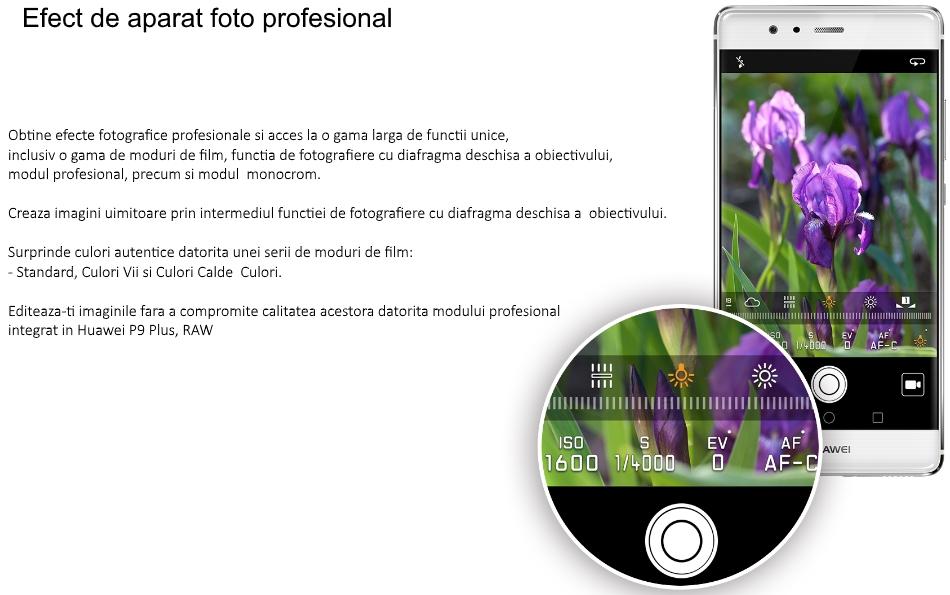 Single SIM Huawei P9 Plus 5