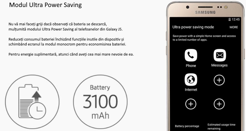 Dual SIM Samsung Galaxy J5 (2016) 3