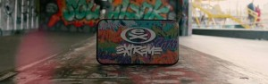 Boxa portabila cu bluetooth EXTREME Wallride, NFC, Artist Edition