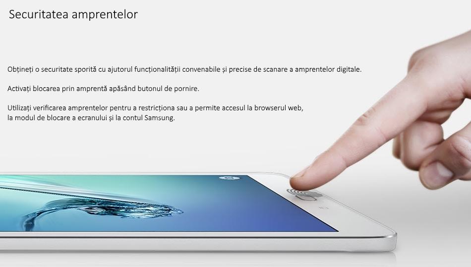 Tableta Samsung Galaxy Tab S2 8.0, Octa-Core, 32GB + 3GB RAM, LTE, T719 Black 04