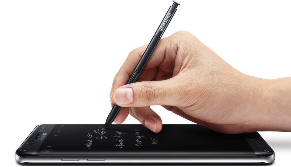 Folie protectie ecran ET-FN930CTEGWW pentru Samsung Galaxy Note 7 (N930)