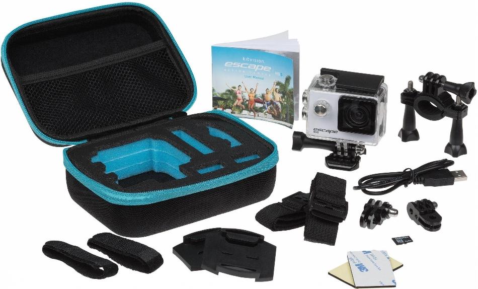 Kitvision Escape HD5 Action Camera
