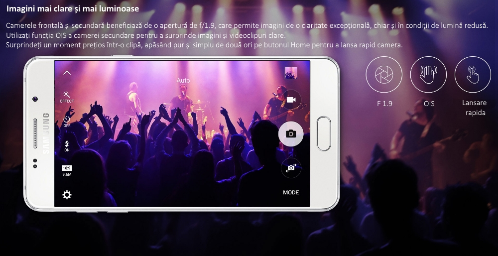 Single SIM Samsung Galaxy A5 (2016) 2