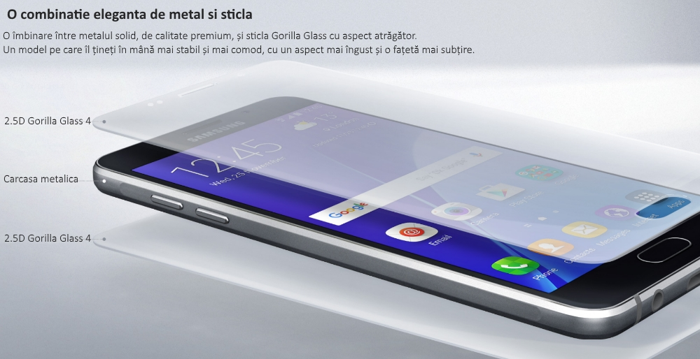 Single SIM Samsung Galaxy A5 (2016)