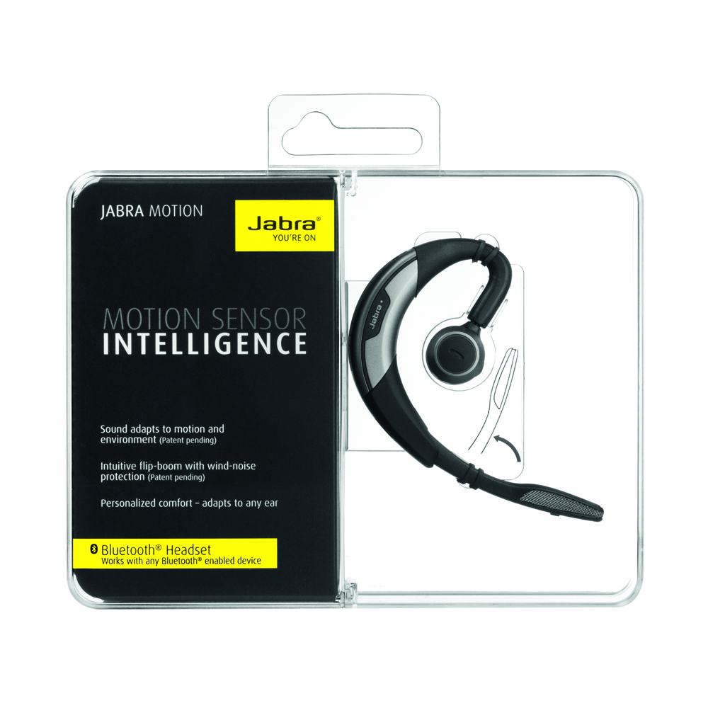 Rbt Technology Unveils Jabra Motion Nfc Supporting: World Comm The Phone Warehouse