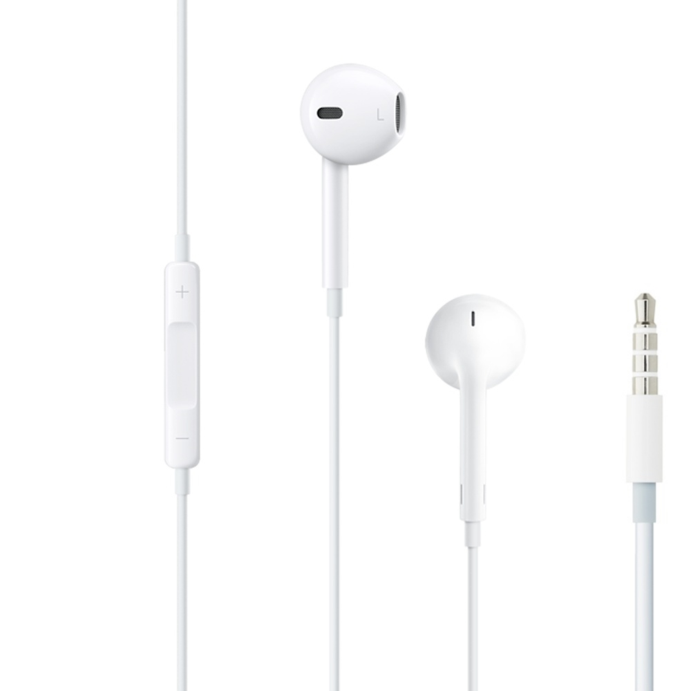 casti cu microfon apple earpods  2017   jack 3 5mm